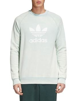 Trefoil Crewneck Sweatshirt by Adidas Originals