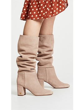 Brooke Slouchy 75mm Boots by Tory Burch