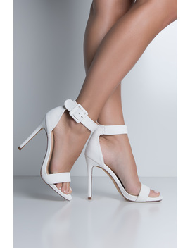 Piece Of Summer Heeled Sandals by Akira