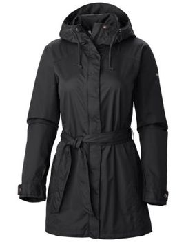 Women's Pardon My Trench™ Rain Jacket by Columbia Sportswear