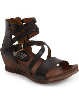 'shay' Wedge Sandal by Miz Mooz