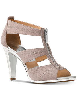 Berkley T Strap Dress Sandals by Michael Michael Kors