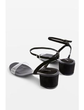 Darla 2 Part Block Heel Sandals by Topshop