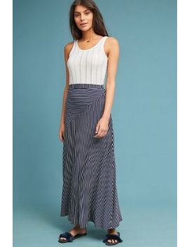 Lonnie Striped Skirt by Sunday In Brooklyn