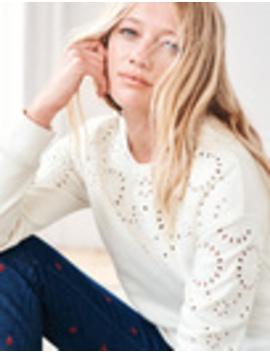 Arabella Sweatshirt by Boden