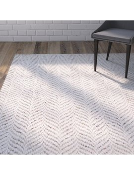 Union Rustic Sigrid Hand Woven Ivory Area Rug & Reviews by Union Rustic