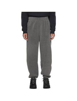 Grey Stein Lounge Pants by Gmbh