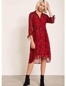 Salma Print Shirt Dress by Mint Velvet
