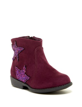 Dazzle Ankle Boot (Toddler) by Mia