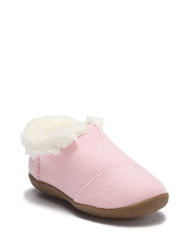 Wool Lined Slipper by Toms