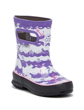 Skipper At Sea Rainboot (Toddler & Little Kid) by Bogs