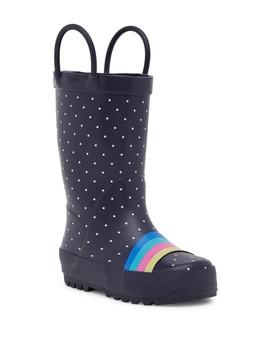 Rainbow Rain Boot (Toddler & Little Kid) by Osh Kosh