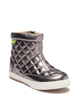 Quinny Quilted Boot (Little Kid & Big Kid) by Morgan & Milo