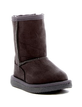 Lil Elsie Fab Faux Fur Boot (Toddler) by Harper Canyon