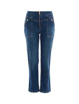 Exposed Zip Jeans by Pc018 Fc120 Pc023 Dd223 Cd018 Dc282