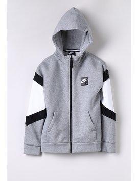 air-hoodie----hoodie-met-rits by nike-performance