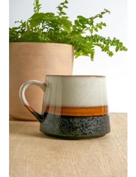 Hk Living '70s Brown Tonal Mug by Hk Living