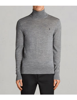 Mode Merino Roll Neck Sweater by Allsaints