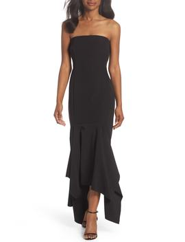 Strapless Midi Dress by Vince Camuto