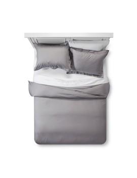 Damask Stripe Duvet Cover Set   Fieldcrest® by Shop This Collection