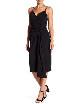 Gathered Front Dress by Do + Be