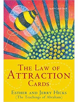 The Law Of Attraction Cards by Esther Hicks