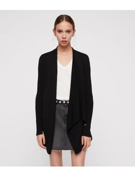 Drina Cotton Cardigan by Allsaints