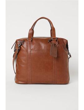 Väska I Läder by H&M