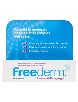 Freederm Treatment 4% W/W Gel   25g by Freederm