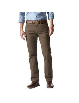 Big & Tall Dockers® Jean Cut D2 Straight Fit Stretch Twill Pants by Big & Tall Dockers