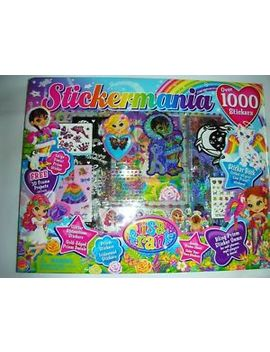 "Brand New Lisa Frank ""Stickermania"" Over 1000 Stickers by Lisa Frank"