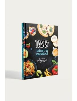 "Tasty – Buch ""Tasty: Latest & Greatest"" by Urban Outfitters"