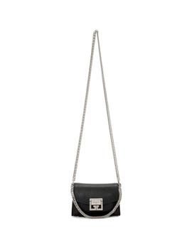 Black Nano Gv3 Pouch Bag by Givenchy