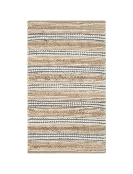 Safavieh Cape Cod Paden Braided Stripes Area Rug by Safavieh