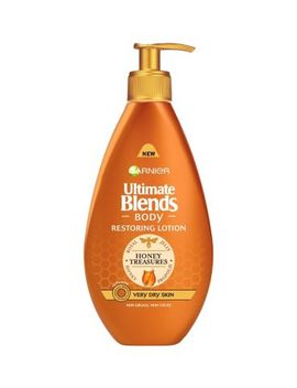 Ultimate Blends Honey Body Lotion Very Dry Skin 400ml by Garnier Ultimate Blends