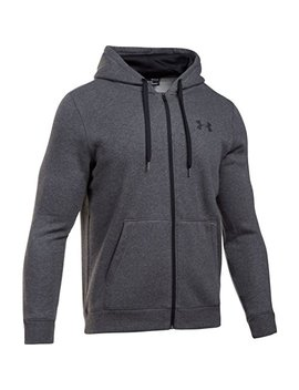 Under Armour Rival Fitted Full Zip Men's Warm Up Top by Under Armour