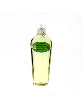 Aloe Vera Oil Pure Organic Cold Pressed By Dr.Adorable 8 Oz by Dr Adorable