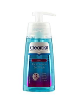 Clearasil Rapid Action Gel Wash   150ml by Clearasil