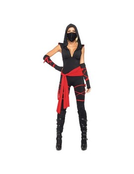 Women's Deadly Ninja Costume by Shop All Leg Avenue