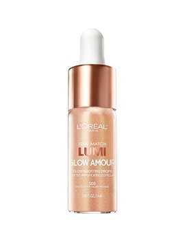 L'oreal Paris Makeup True Match Lumi Glow Amour Glow Boosting Drops, Golden Hour, 0.47 Fl. Oz. by L'oreal Paris