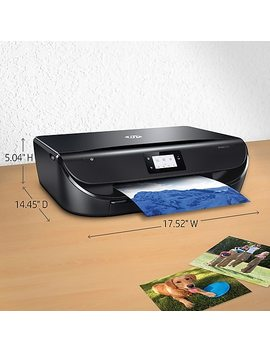Hp Envy 5055 Wireless All In One Photo Printer, Instant Ink Ready (M2 U85 A) by Hp