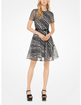 Floral Embroidered Dress by Michael Michael Kors