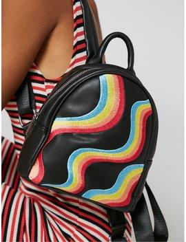 Wiggle Rainbow Mini Backpack by Skinnydip