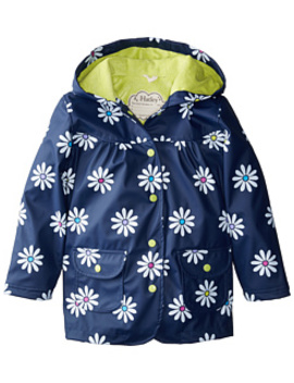 Sunny Daisy Classic Raincoat (Toddler/Little Kids/Big Kids) by Hatley Kids