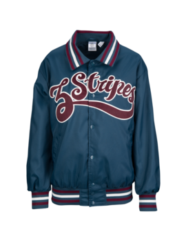 Adidas Originals Adibreak Varsity 3 Stripe Jacket by Adidas Originals