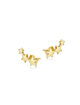 Gold Celestial Stud Set by Missoma
