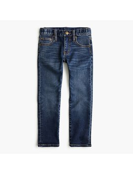 Boys'  Ollie Wash Runaround Jean In Slim Fit by J.Crew