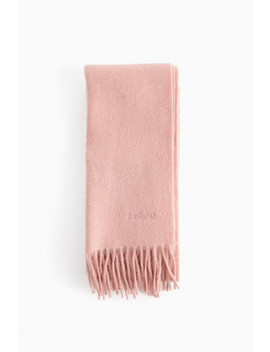 Lambswool Woven Scarf by Barbour