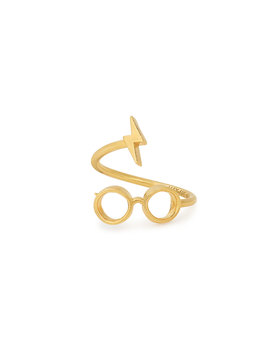 Harry Potter™ Glasses Ring Wrap by Alex And Ani