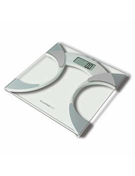 Salter Ultra Slim Analyser Bathroom Scales, Measure Weight Bmi Body Fat Percentage Body Water, Slim 25mm Design, Tough 6mm Glass With Carpet Feet, Easy To Read Digital Display   Glass. by Salter